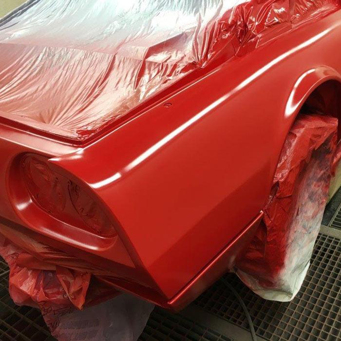 Ferrari Restauration Image