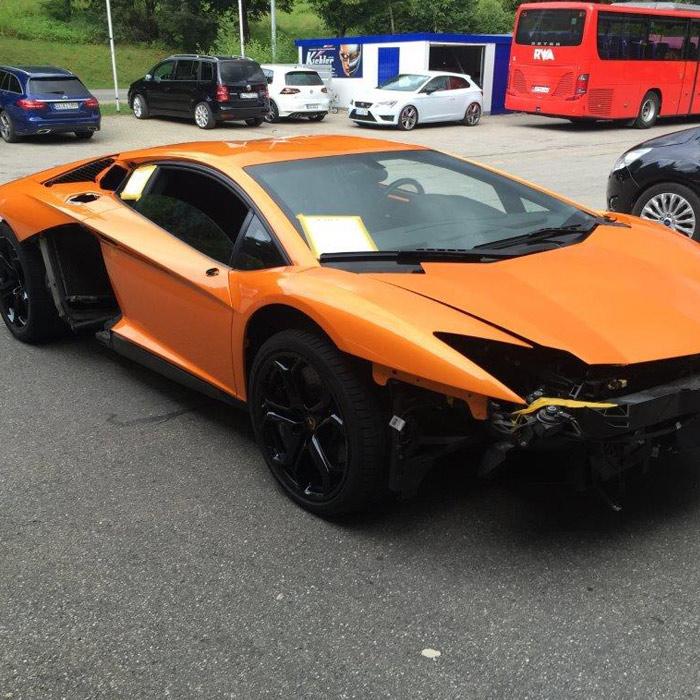 Reparatur Lamborghini Image